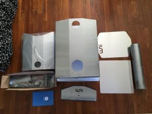 Uuni2 parts